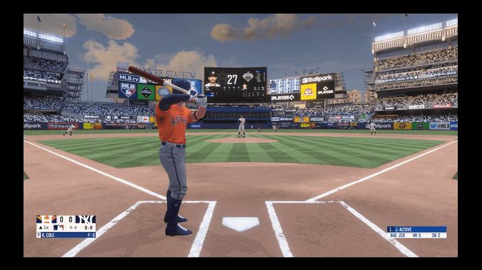 RBI Baseball 21 Review Screenshot