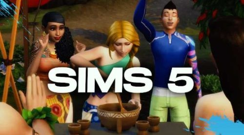 sims 5 ps4