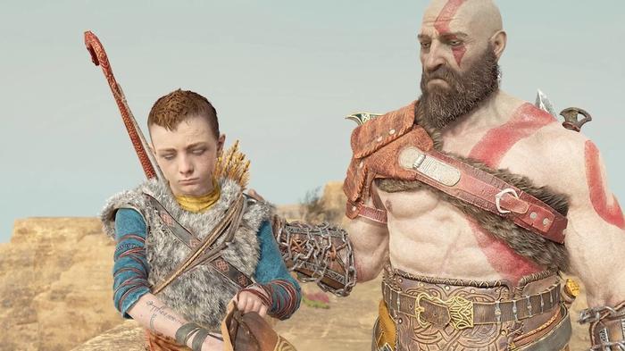 God of War 2 Ragnarok Atreus Kratos Ashes Ending