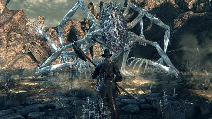 UNCONVENTIONAL - You can play the disturbing Bloodborne thanks to the PS Plus Collection