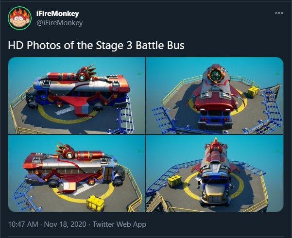 Fortnite 14 60 Stage 3 Battle Bus Leak