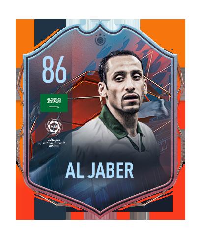 FIFA 22 FUT Heroes Sami Al-Jaber Al Jaber