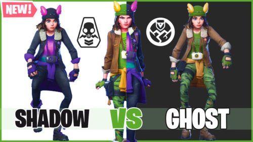 Skye Shadow or Ghost