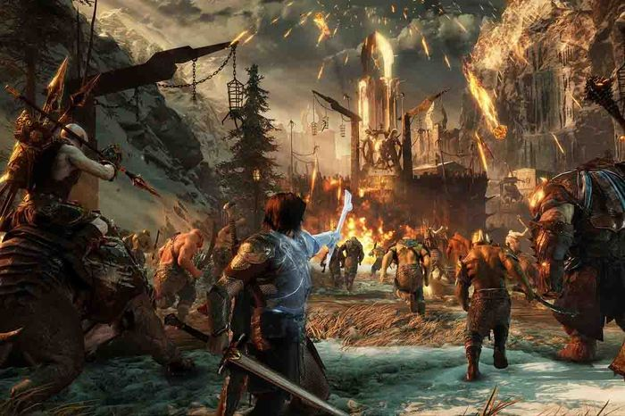 middle earth shadow of war ps plus 1