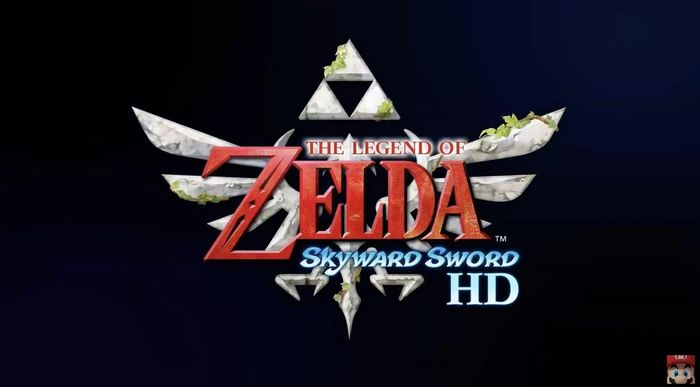 The Legend of Zelda Skyward Sword HD Logo