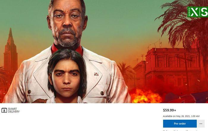 Far Cry 6 Release Date Microsoft