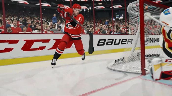 NHL 22 release date trailer cover star gameplay