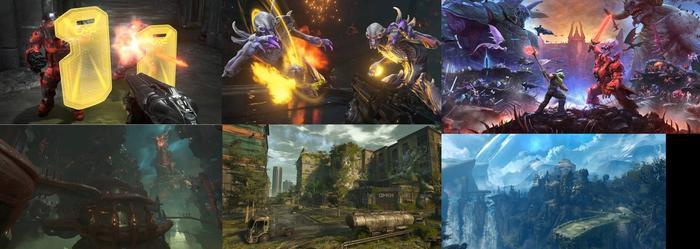 Doom Eternal The Ancient Gods Part 2 Screenshots Leak