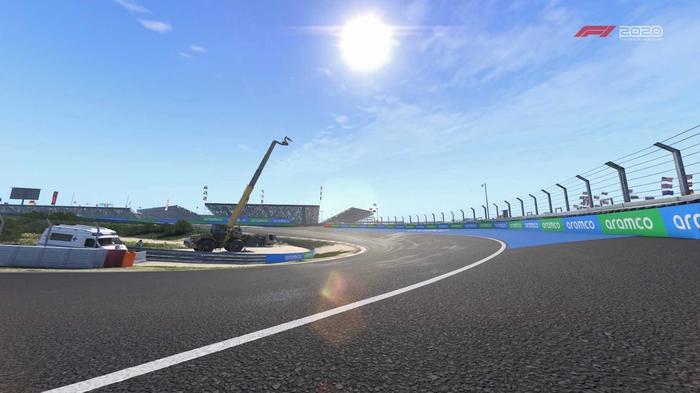 F1 2020 Zandvoort Turn 3 Y