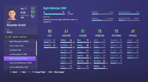 fifa 21 career mode player growth