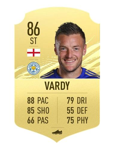 FIFA 21 Jamie Vardy