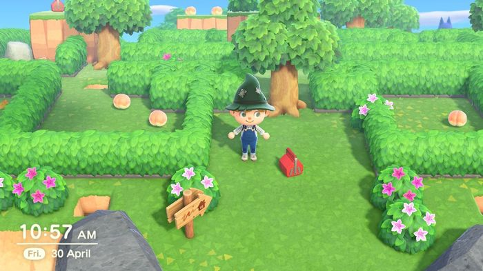 Animal Crossing: New Horizons - May Day Event