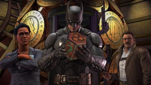 batman games with gold