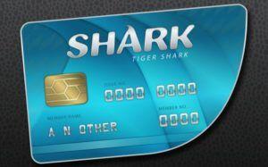 gtaV tiger shark card