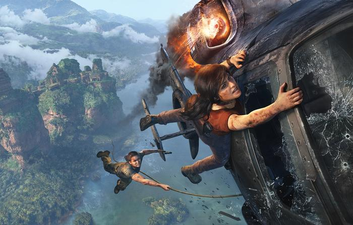 Uncharted: The Lost Legacy PS Plus Games