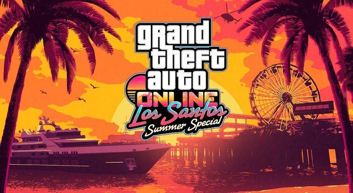 GTA Online Summer Update