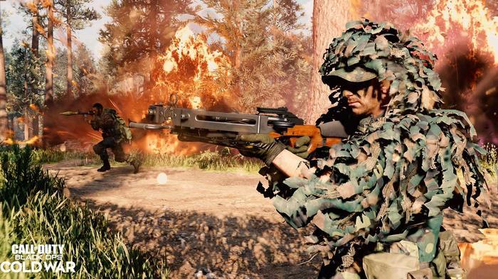 Black Ops Cold War Season 2 Reloaded Crossbow