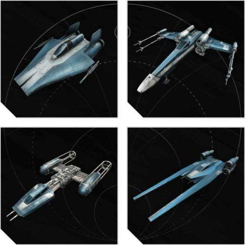 star wars squadrons pre order republic ship skins