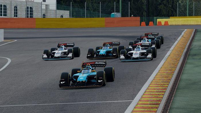 Fordzilla Williams Spa-Francorchamps Round 6 V10 R-League Season 1