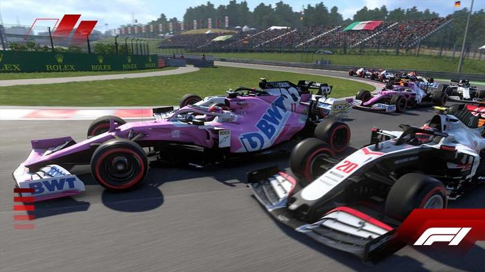 f1 2020 racing point