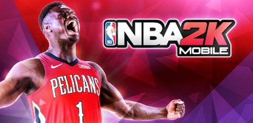 NBA 2K mobile zion Williamson