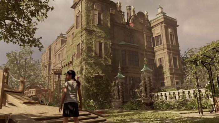WELL-'MANOR'-ED -- We need a swift return to Croft Manor