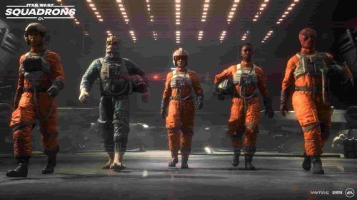 Star Wars: Squadrons Multiplayer