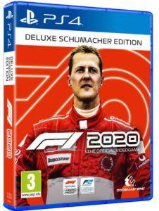 Schumacher deluxe edition f1 2020
