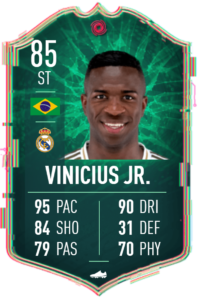 FIFA 20 Shapeshifters 2 Vinicius JR