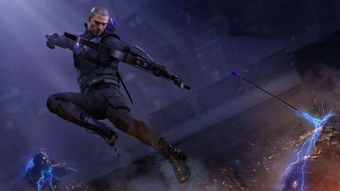PS Now June 2021 Marvel's Avengers Clint barton Hawkeye
