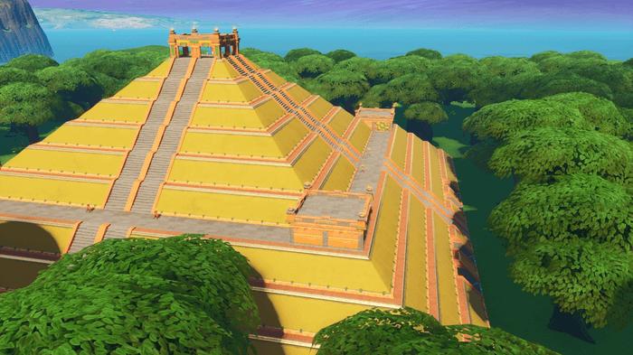 Fortnite Season 8 Theme Egypt