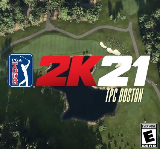PGA Tour 2K21 TPC Boston 1