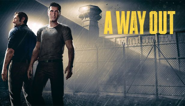 A WAY OUT! The two-player title is a bargain this weekend!