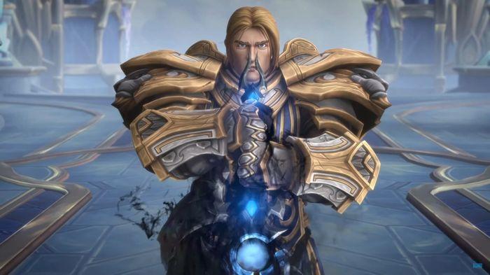 WoW Shadowlands 9.1 Sanctum of Domination Update Anduin Wrynn Mawsworn Lich King