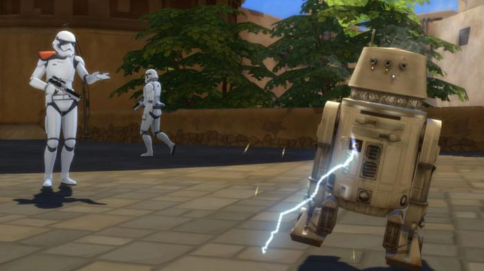 the sims 4 star wars droids 1