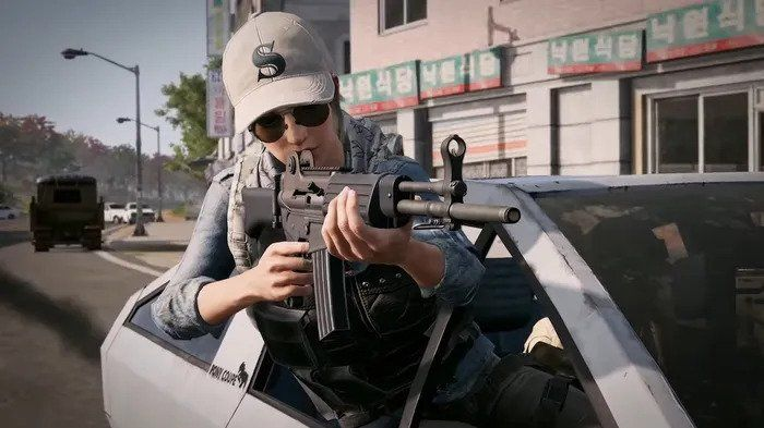 pubg-woman-in-car-with-gun