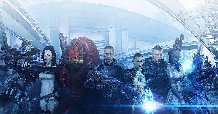 Mass Effect team