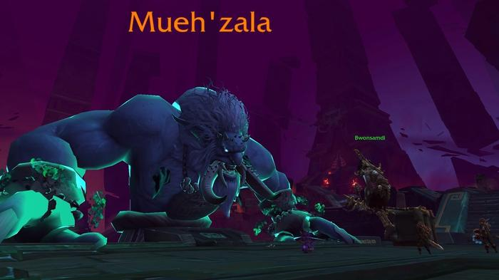 WoW Shadowlands Threads of Fate Dungeons Quests Objectives