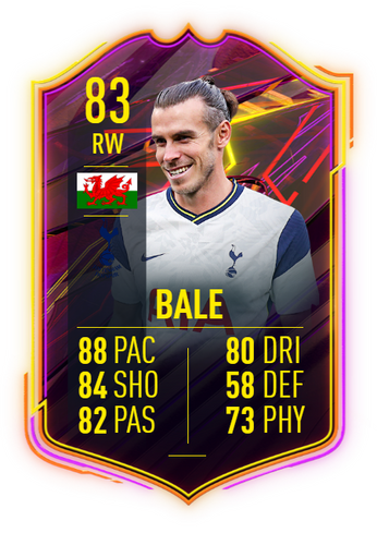 gareth bale fifa 21 ultimate team ones to watch