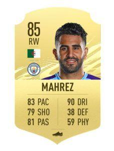 Mahrez FIFA 21