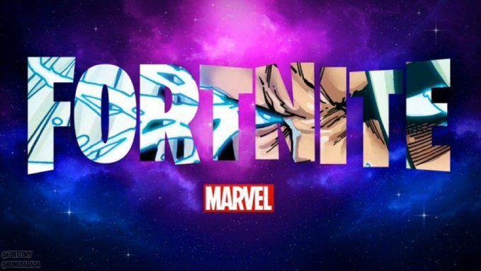 Fortnite Marvel THeme