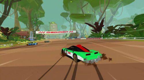 hotshot racing screenshot gameplay