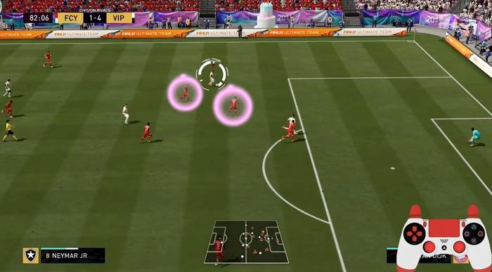 fifa 21 speed boost glitch