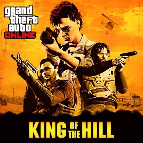 gta online king of the hill 3x payout