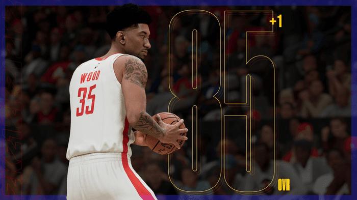 NBA 2K21 Update Roster Ratings Christian Wood