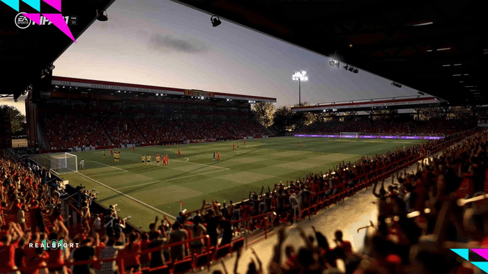 Six new stadiums added to database forward of the brand new recreation