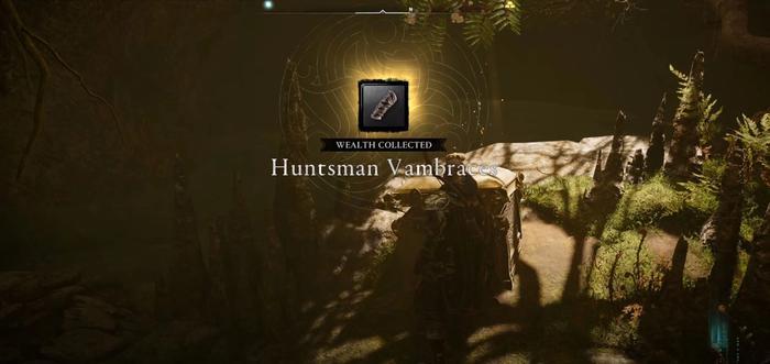Assassins Creed Valhalla Huntsman Vambraces Collected