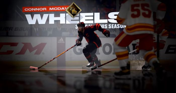 X Factor Connor McDavid in NHL 22