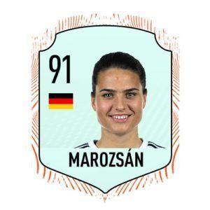 Dzsenifer Marozsán FIFA 21