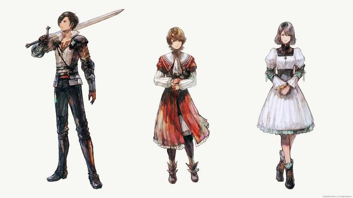 final fantasy xvi main characters